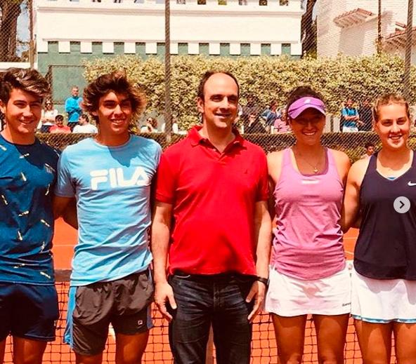 LAWN TENNIS CLUB 2018  – Copa DISSER de Tennis Profesional